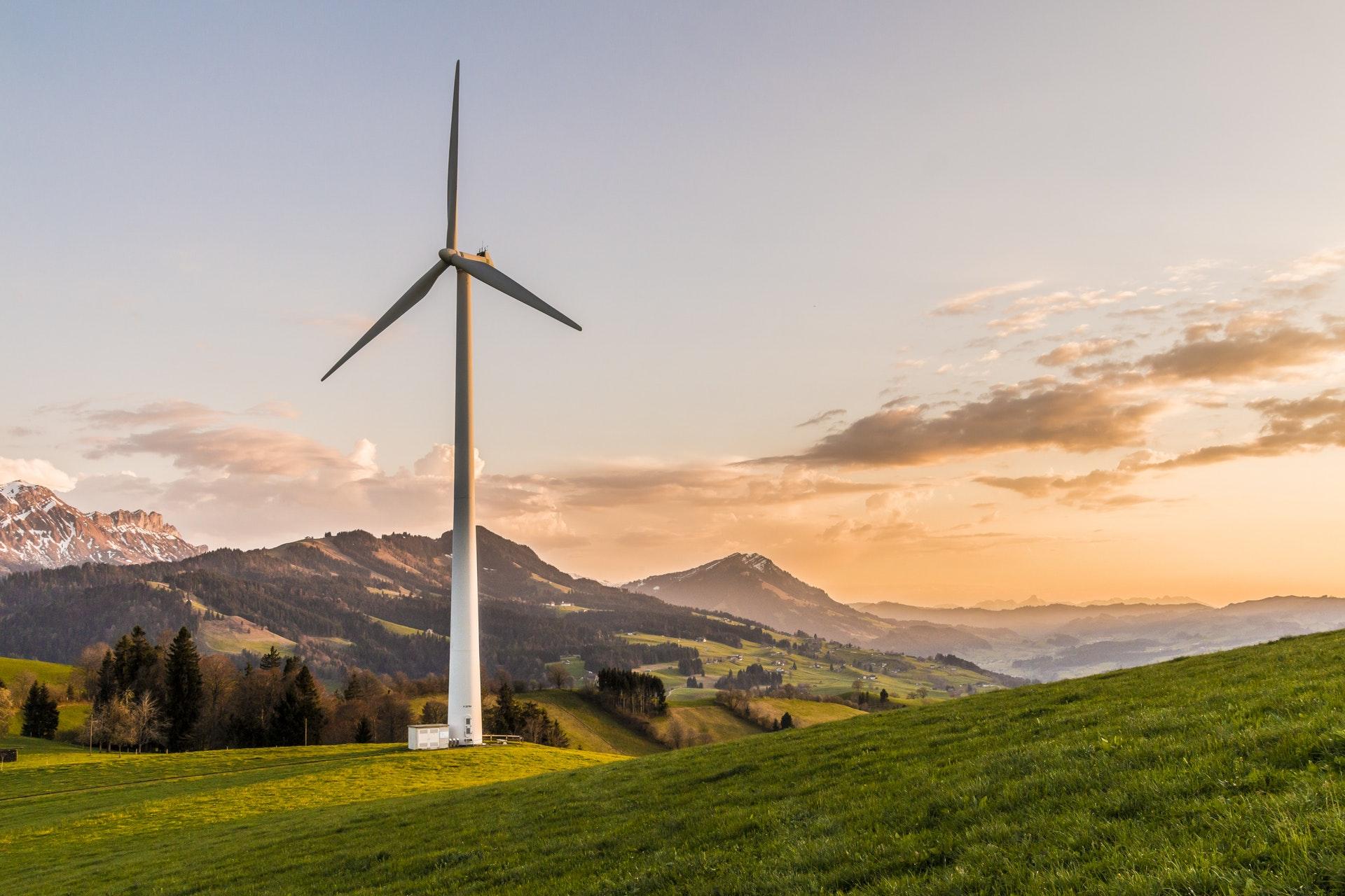 duurzame energieleverancier